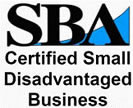 Small disadvantaged business sdb owned certified small for Sdb business